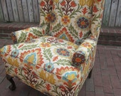 Accent Chair - Sundried Floral