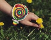 Crochet Bracelet - Crochet Jewelry