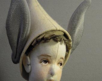 Pinocchio e il Grillo.
