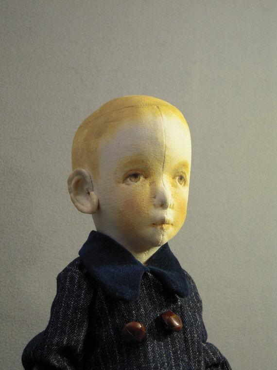 Child dressed in twenties.