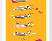 Sky Accident