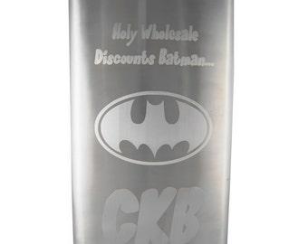 Giant Flask (64oz) Customizable