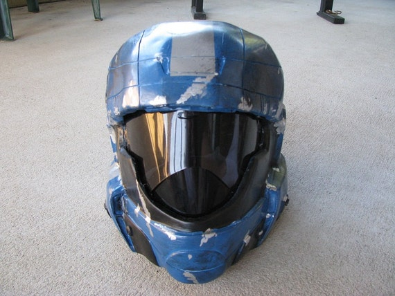 Halo Reach ODST Helmet Finished Cast (Reduced Price. Was 120.00)