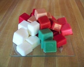 12-piece Handmade 100% SOY TART. Heavily Scented. Choose Your Scent.