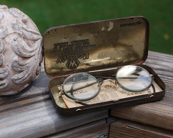 Antique Wilson's Goggles