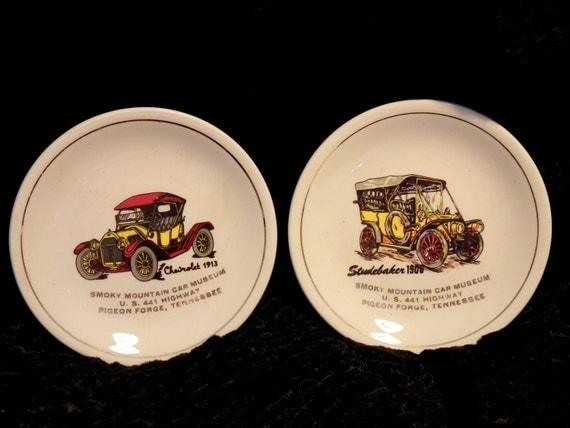 Vintage Car Plates 30