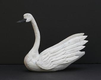 """Full body 13""""  long swan"""