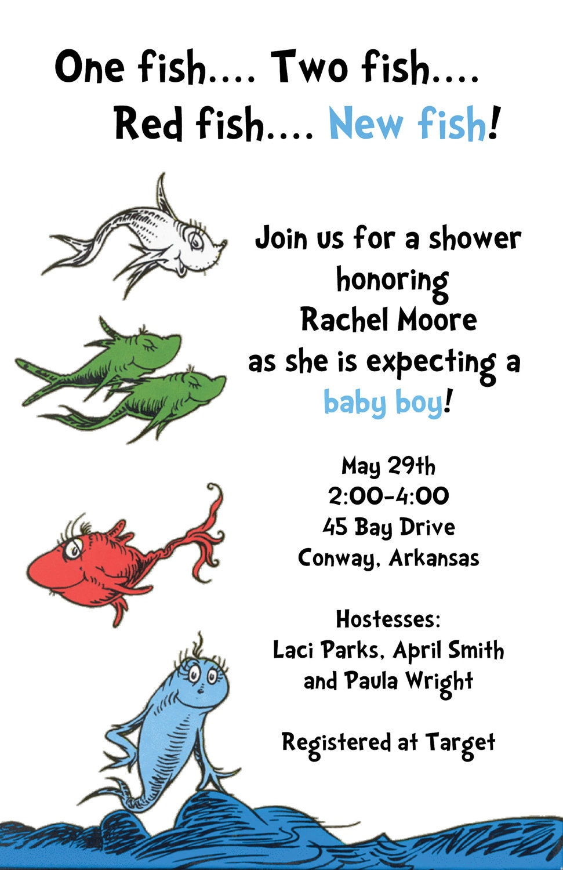 diy printable dr seuss baby shower invitation