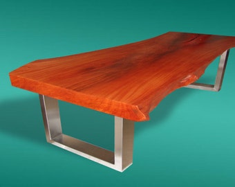 Live Edge Dining Table Rosewood Reclaimed Live Edge Solid Slab 10 Seater