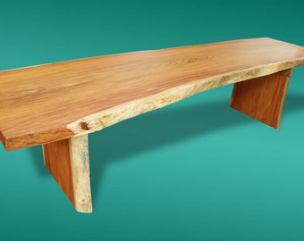 Live Edge Dining Table Rosewood Reclaimed Live Edge Solid Slab Rare 10 Seater