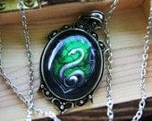 Slytherin House Necklace V.2