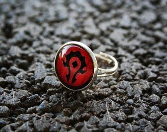 Adjustable Horde Ring