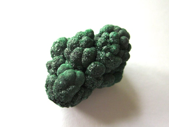 Malachite Specimen for Wire Wrapping and Jewelry Making Miniature (Lot. no 502)