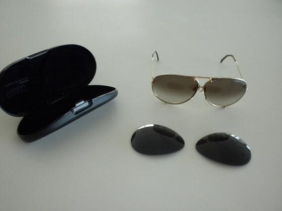 Porsche Design Sunglasses By Carrera Model 5621 40 C 1980