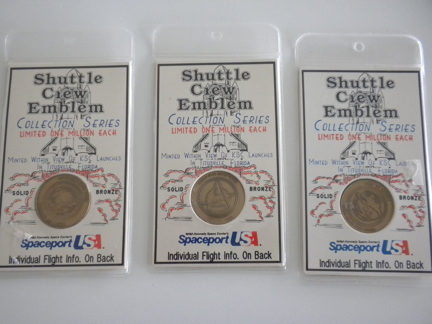 space shuttle challenger coins - photo #40