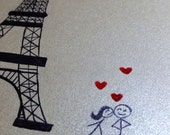 From Paris With Love Valentines Day Drawing