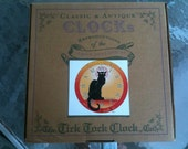 """Le Clock """"Tournee du Chat Noir"""""""