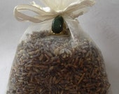 Lavender Sachet Organza Bag