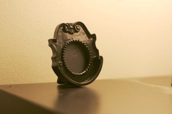 Mini Chalkboard - Black Frame