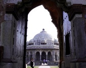 India Architecture Photo, Wall Decor (8x10) - kevphotography