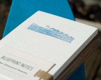 Blueprint Notes - Wave Diagram