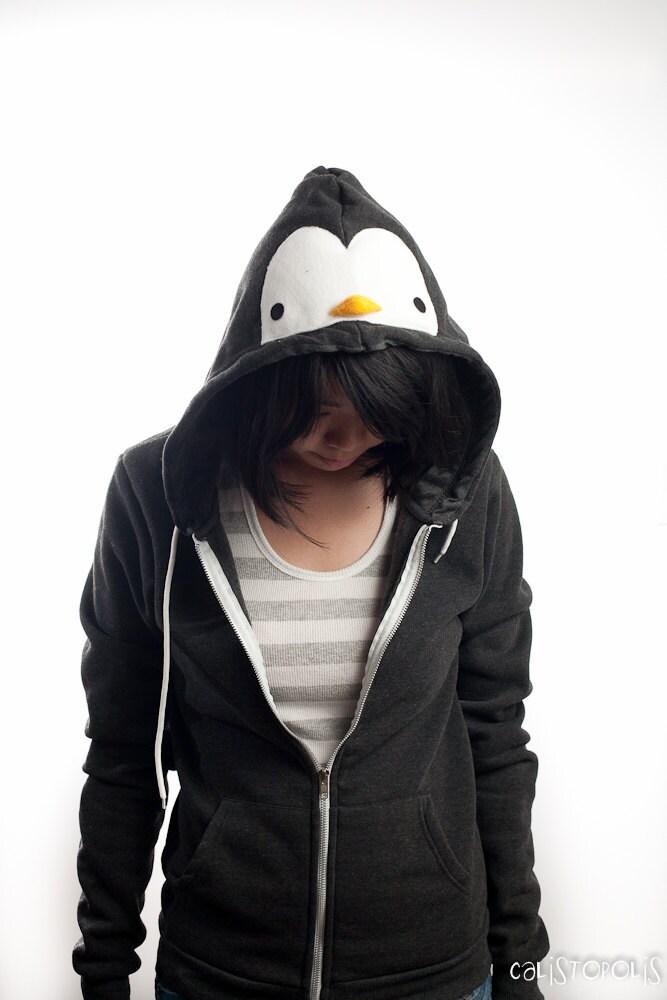 Penguin hoodie