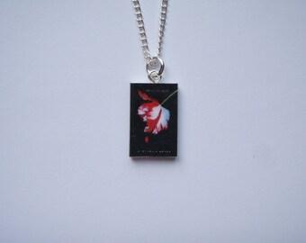 Twilight Saga Miniature Book Pendant Necklace - New Moon