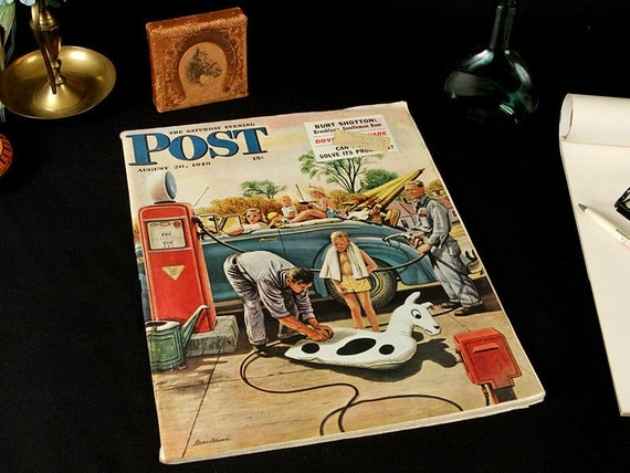 Saturday Evening Post August 20, 1949