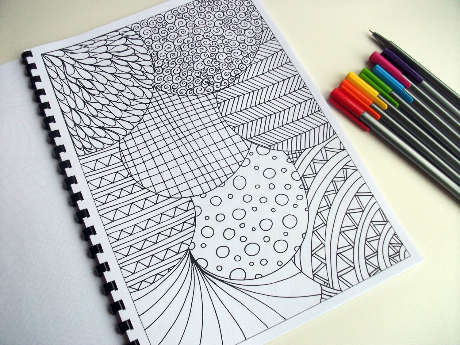 how to draw a abstract women in sharpie