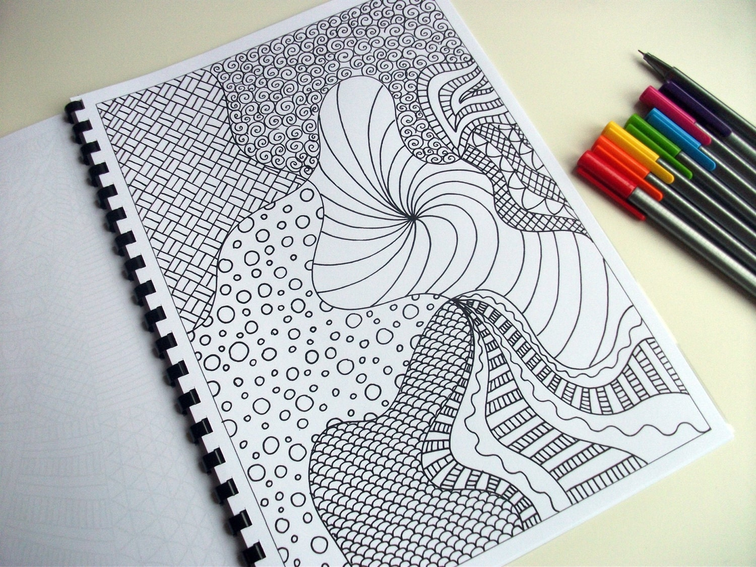 Epic image pertaining to zentangle patterns printable