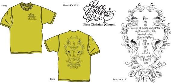 Shirts t-shirts tops (christian,bible verse,youth group,church,band,cross,tattoo,design,font,filigree, children,men,women,unisex)