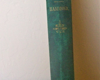RARE 1883 1st Edition Sexual Impotence in the Male by William Alexander Hammond Sex Book