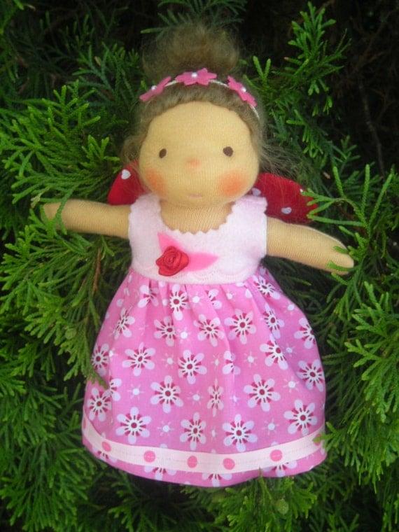 Little friend waldorf doll - Fairy
