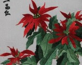 chinese art hand made silk embroidery flowers,home decor