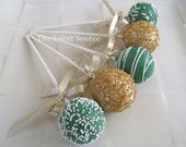 Special Listing for St. Patrick's Day Cake Pops