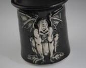 Gargoyle Jar 2