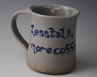 Stoneware Mug for Coffee Lover