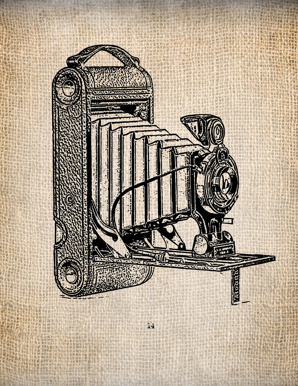 antique kodak camera 1 clipart illustration by vintage camera clipart vintage movie camera clipart