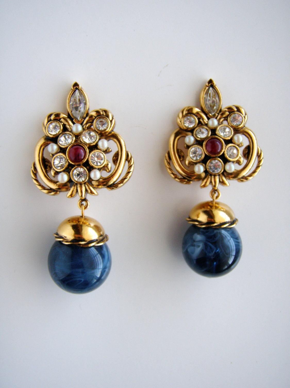 Jose Maria Barrera For Avon S Vintage Florentine Style