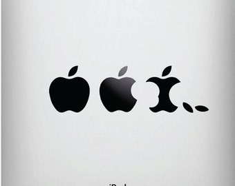 IPAD - Apple's Evolution for the iPad - Vinyl Decal