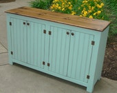 Buffets and Sideboards, Media Console, Farmhouse Buffet, Storage Ideas