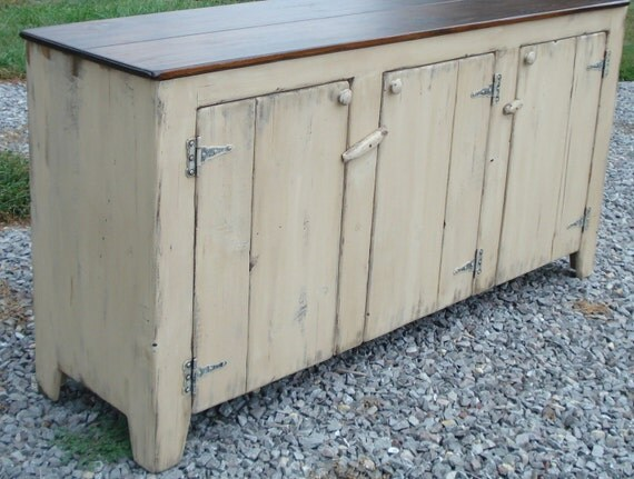 Primitive TV Stands, Primitive Sideboards, KK Furniture