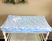 Changing table pad cover with bonus 2 free matching washcloths
