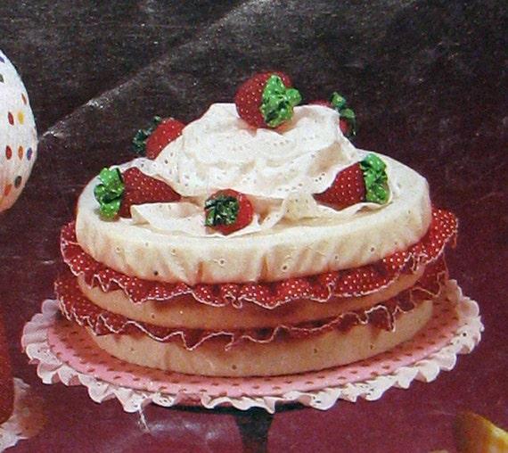 Soft Sculpture Food Patterns