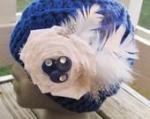 the Bump and Run Divine Crochet Hat