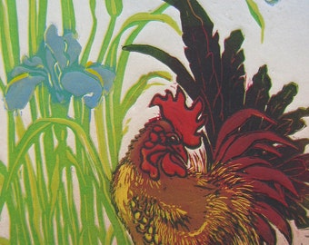 The Happy Rooster