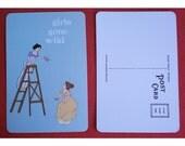 """Post Card - """"Girls Gone Wild"""""""
