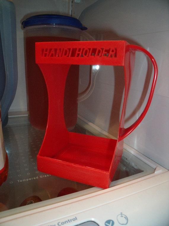 1960 S Handi Holder Half Gallon Milk Juice Holder By