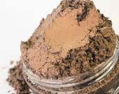 XXX  Mineral Makeup EyeShadow 5g Sifter Jar Plum Brown Eye Shadow Petite Size Duo Chrome