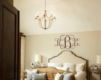 master bedroom wall decal etsy